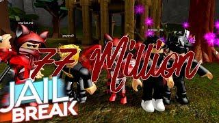 77 MILLION - Roblox Jailbreak | Buddelbubi