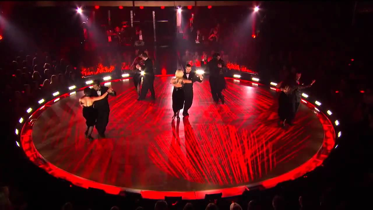 Forever Tango on Dancing With The Stars