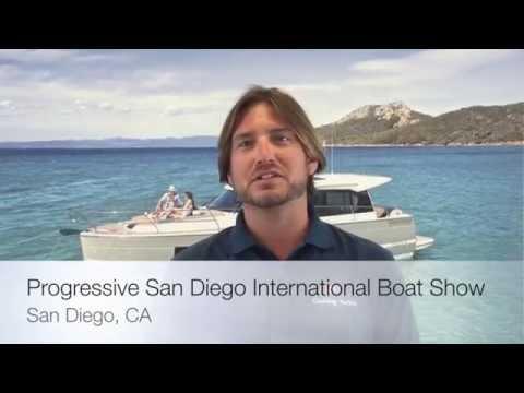 Progressive San Diego International Boat Show June 18-21, 2015