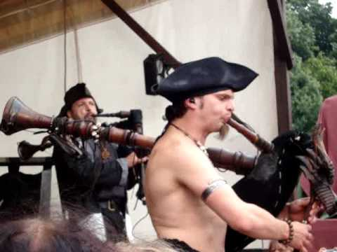 Saltatio Mortis - Drunken Sailor  live in Bückeburg 2009