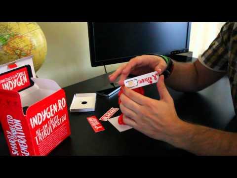 Unboxing Cartela Indygen