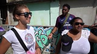 Rochinha Favela, Rio De Janeiro, Brazil
