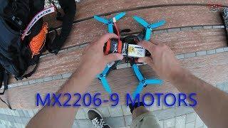MX2206-9 Adjusted Pids? - Mr.Zitus FPV