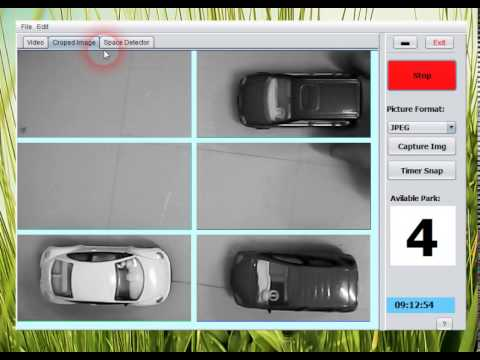 Parking space detection based on camera and image processing