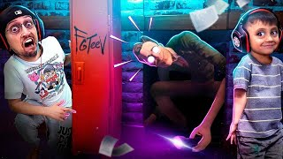 What's Inside FGTeeV School Locker? GRAVEWOOD HIGH -Search 4 the Teachers Lair (Alpha 2)
