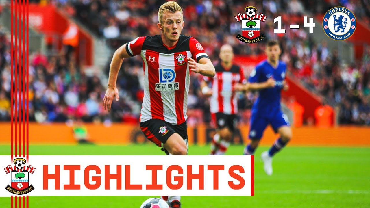 HIGHLIGHTS: Southampton 1-4 Chelsea | Premier League