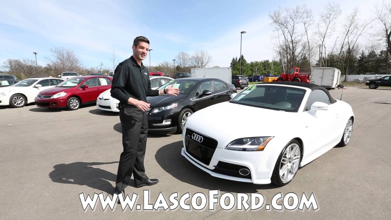 Used Cars Michigan >> Used Cars For Sale In Michigan At Lasco Ford In Fenton Michigan