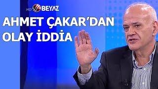 Ahmet Çakar: Mustafa Cengiz'den sonra G.Saray'ın başkanı Fatih Terim'dir