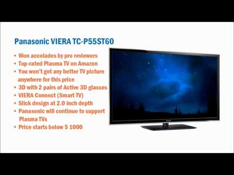ifihadthecash.org - Quick Take - Plasma TV - Panasonic VIERA ST60