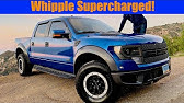 2014 Ford Raptor Whipple Supercharged (Better Than The 2017, Here's Why)