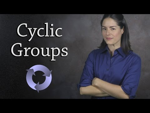 Cyclic Groups  (Abstract Algebra)