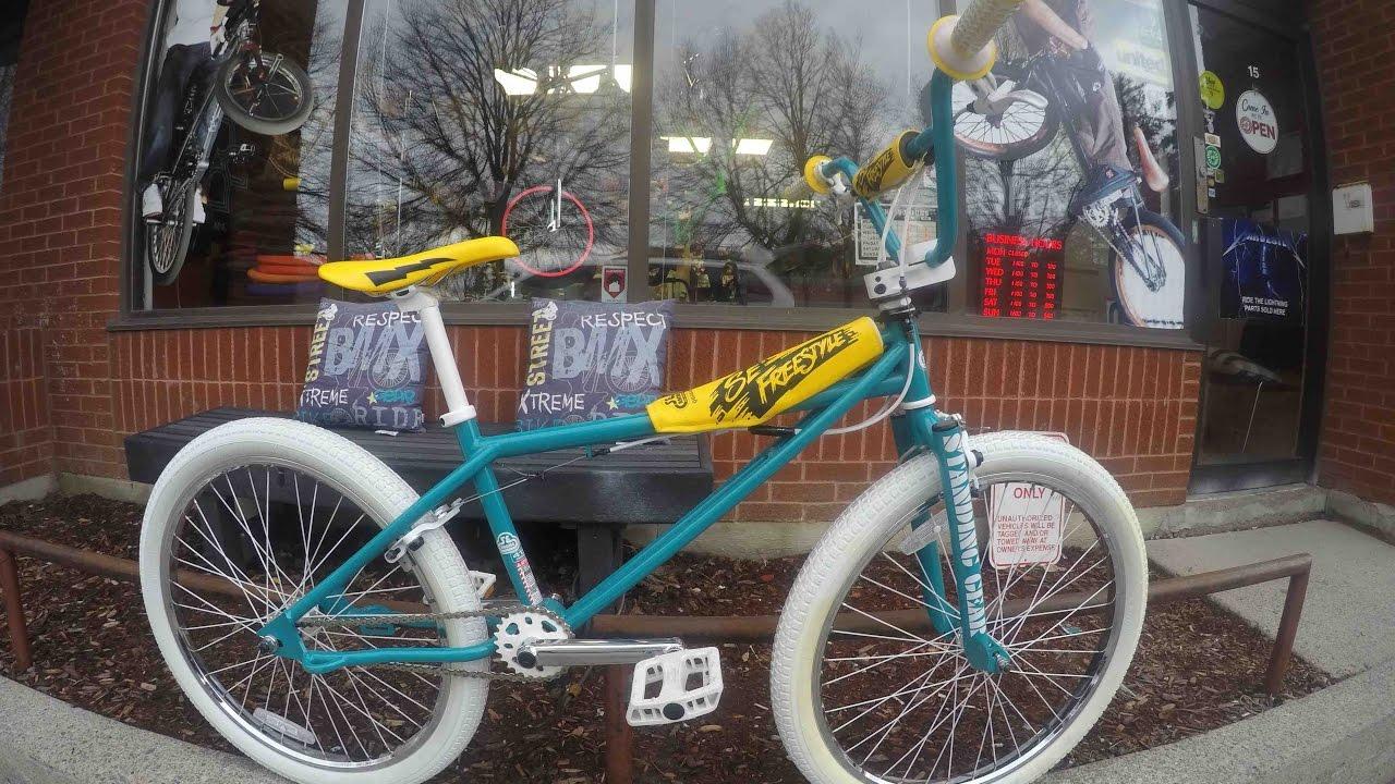 2015 Se Bikes Quadangle 24 Bmx Cruiser Unboxing Harvester Bikes