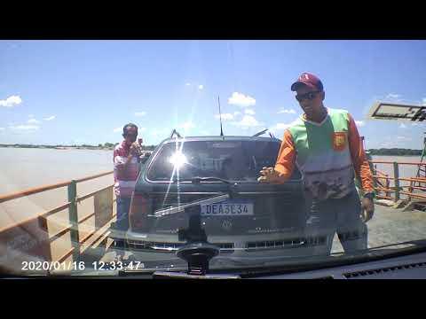 De saúde á ruda velha  5 saindo de Xique Xique atravessando o rio São Francisco parte 5