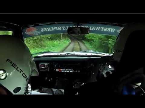 Tour of Hamsterley 2014  - Nick Elliott - Stage 9
