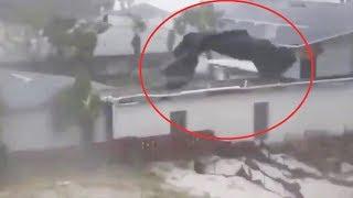 Her river orkanen av taket