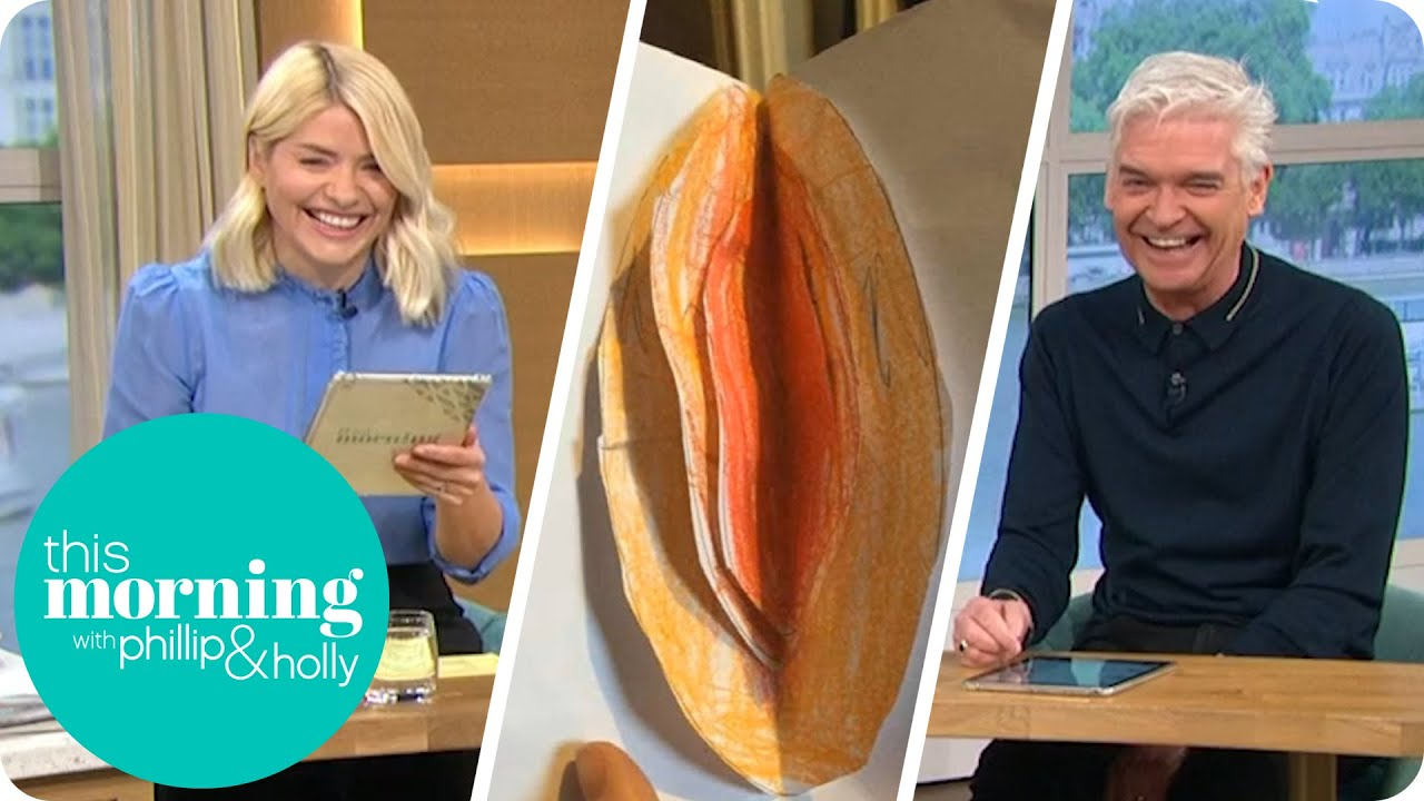 Download Children's 'Innocent' Drawings Crack Phillip and Holly Up | This Morning