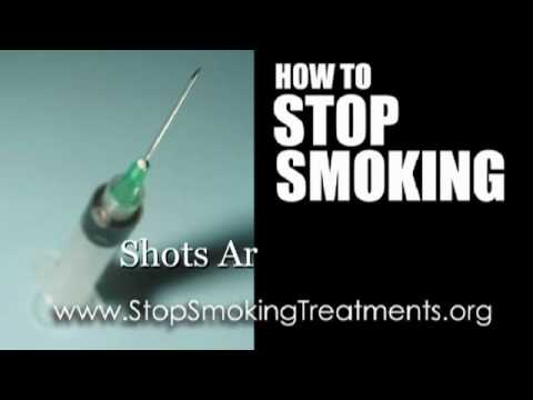 The Quit Smoking Shot - Will It Work For You?