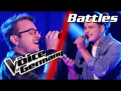 Welshly Arms - Legendary (Etienne Wiebe vs. Manuel Süß) | The Voice of Germany | Battles