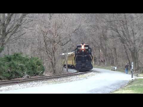 Pennsylvania Railroad 7580 (Steam Into History) #5 - 3/26/17