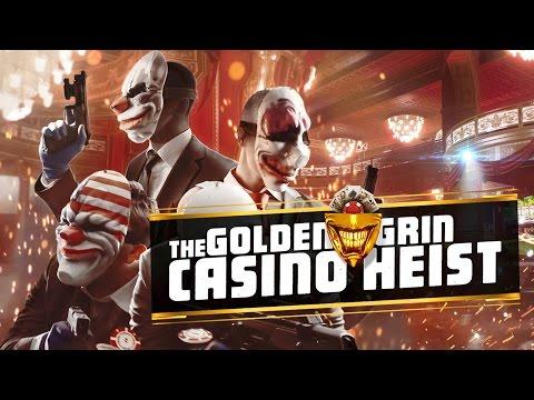 » CASINO-RAUB « - Überfall auf  das Golden Grin Casino in PAYDAY 2 [Stealth]