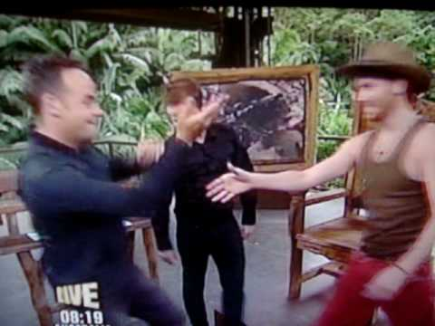 Ant and dec im a celebrity youtube video
