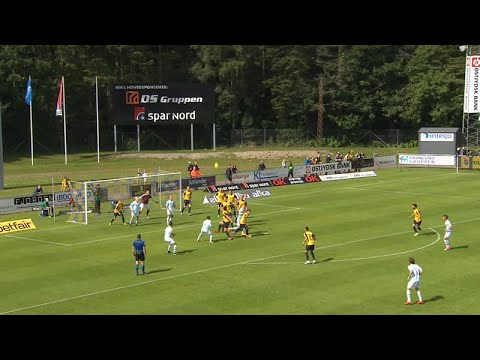 Hobro IK - FC Helsingør (16-7-2017)