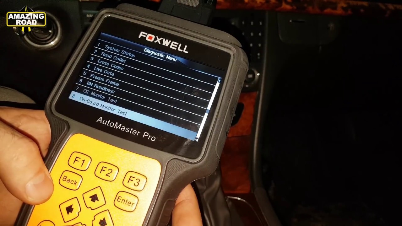 review and test foxwell nt624 pro professional diagnostic scanner reset errors abs srs sbc. Black Bedroom Furniture Sets. Home Design Ideas