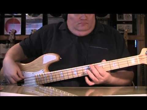 John Lennon Jealous Guy Bass Cover