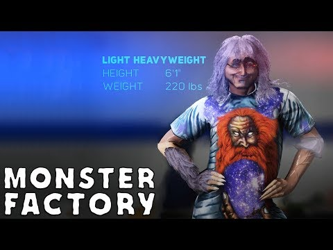 """Monster Factory: Arby """"The Meathead"""" McDonald Is Back in the Ring"""
