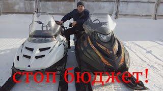 Что лучше снегоход Polaris WideTrack LX или TAYGA PATRUL 550 SWT