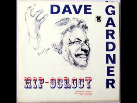 Brother Dave Gardner - Motorcycle Story (1969 Version) from 'HIP-OCROCY')