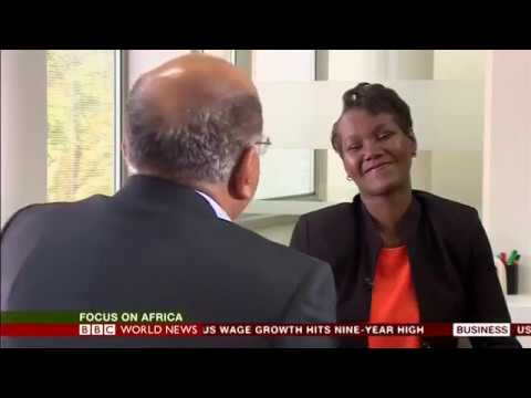 Mo Ibrahim interviewed on BBC World News