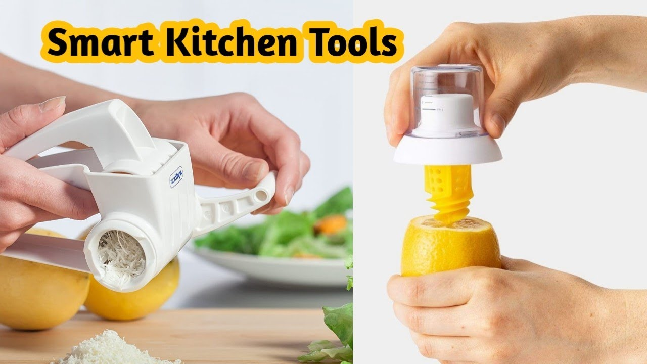 5 New Amazing Kitchen Gadgets That You should Buy in 2019
