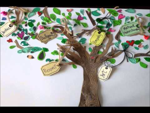 The Seeds of Peace  A Stop Motion Film by Elena K