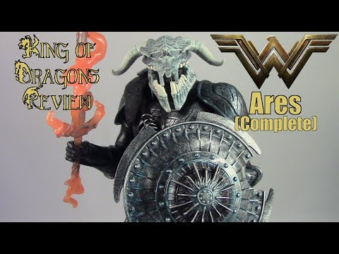DC Comics Multiverse - Wonder Woman: Complete Ares Review