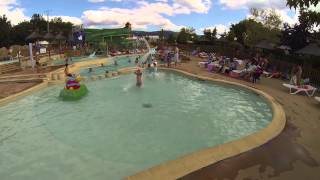 Holiday 2014, Camping Le Grand Lierne With Jeroen, Karen, Sanne & Emmy France, Vacansoleil