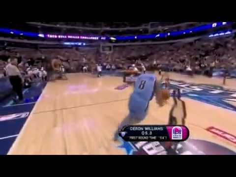 02/14/2010 THE BEST NBA Skills Challenge (HD)