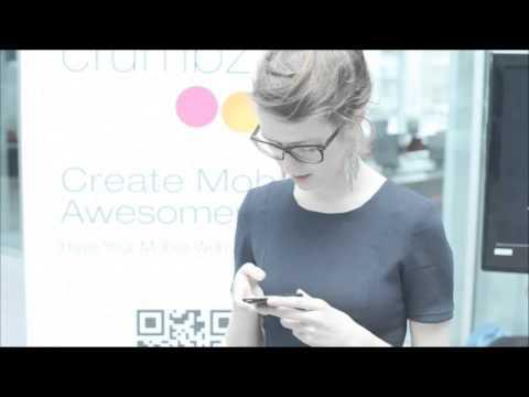 Testimonials about using a mobile web app - App Open 2011 Conference, Copenhagen/Denmark