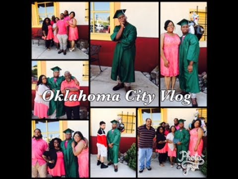 YES THERE ARE BLACK PPL IN OKLAHOMA!! | OKC Vlog Part 1