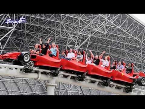 Uji Nyali Super Ekstrim !! 5 Roller Coster Tercepat Paling Menengangkan Di Dunia