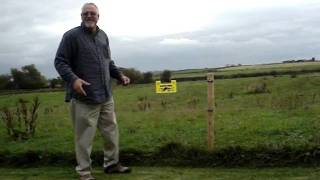 Dad Touches Electric Fence