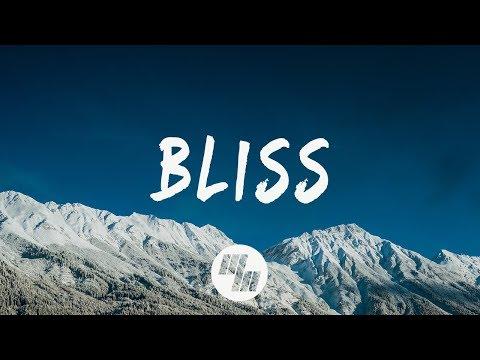 OTR - Bliss (Lyrics / Lyric Video) Feat. Ashley Leone