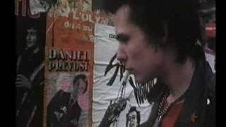 Flowers Of Romance - The return of Sid Vicious