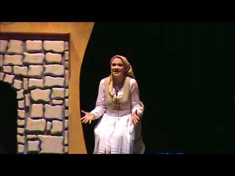 F-J PRODUCTIONS: CINDERELLA LHS LINCOLN HIGH SIOUX FALLS SD 13 APRIL 2015 OPENING NIGHT SHOW