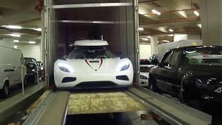 Koenigsegg Agera'nın Sahibine Teslim Edilişi (EN PAHALI ARABA) (HEDEF 500K!)