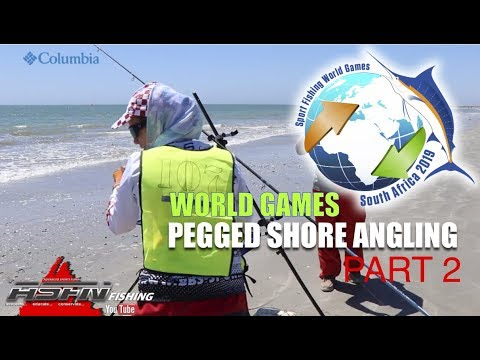 World Sports Fishing Games [Pegged] Shore Angling 2019  Part 2
