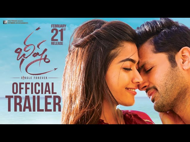Bheeshma On Netflix And Sunnxt Nithiin Stars In A Template Yet Clever Entertainer That Double Guesses The Audience Effectively