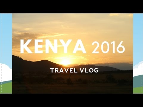 IVHQ KENYA 2016 | MY TRIP TO KENYA TRAVEL VLOG | FOLLOW FARRAH #5 | FARRAH BUI