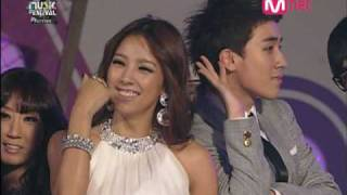 2008 MKMF performance with LEE Hyori and Big Bang. Check us out on ...