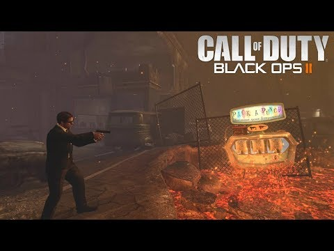 CALL OF DUTY: BLACK OPS 2 ZOMBIES XBOX ONE | PUEBLO, GRANJA Y BUS DEPOT